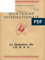Quatrième Internationale I, Nº 27, 1946