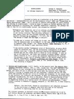 1. Sessions George Ecophilosophy Newsletter 1 April 1976