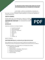 Diseño de Sistema de Cableado Estructurado Para Areas de Oficina Dentro de Un Edificio Basandose en Los Diferentes Estandares