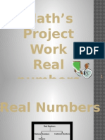 real numbers and polynomials ppt