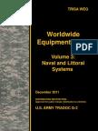 Worldwide Equipment Guide (WEG) Update 2011, Volume 3 - Naval and Littoral Systems