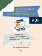 Modul Blogspot Untuk Guru