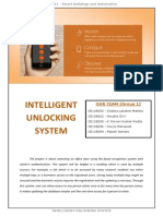 Group 1 -Intelligent Unlocking System
