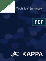 KAPPA Software Technical Summary