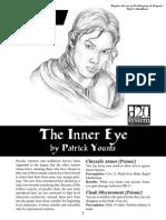 in yer eye