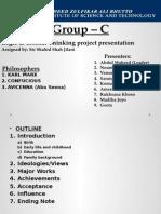 Logic Presentation Group c