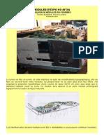 MODÉLISME FERROVIAIRE  à l'échelle HO. Modules HO d'Exposition N° 24. Nouveaux modules en courbe. Par H.leclère