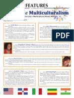 Celebrate Multiculturalism