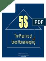 5S Good Housekeeping