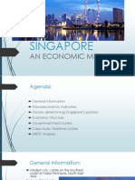 Singapore's Economy presentation
