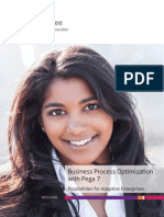 Mindtree Brochure Business Process Optimization With Pega7
