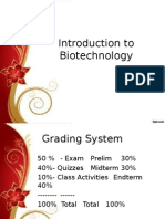 1-Introduction to Biotechnology[1]