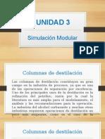 UNIDAD 3 Simulación Modular (Presentación)