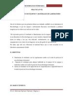 Practica No 02 MEDIOS DE CULTIVO MICROBIOLOGIA