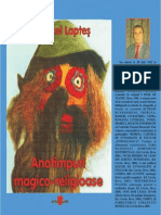Anotimpuri Magico-religioase - Marcel Laptes