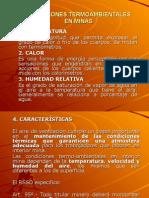 Condiciones Termoambientales en Minas (1)