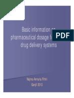 Pengenalan Dosage Form