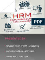 SHRM Presentation
