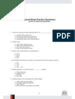 API 570 Course Model Test 2