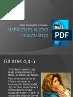 Maria en El Nuevo Testamento