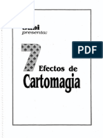 Gabi Pareras 7 Efectos de Cartomagia