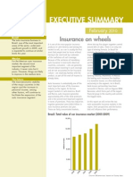 Financial Services Intelligence Series