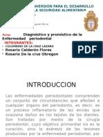 Diagnostico y Pronostico de La Enferm. Periodontal