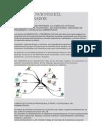 Roles y Funciones Del Administrador