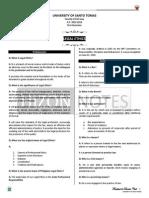 Hizon Notes - Legal Ethics