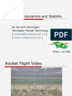 JanRonningen-Rocket_Aerodynamics_and_Stability_V.1.40_2008.ppt