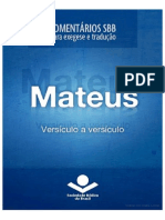 Comentários SBB - Mateus versículo a versículo.pdf
