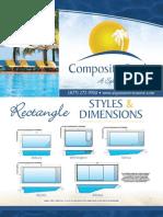 Composite Pools Schematic Sheet