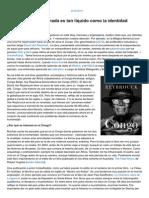 Historia Del Congo_ Nada Es Tan - Anaclet Pons