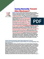 Vatican Easing Humanity Toward Alien Disclosure