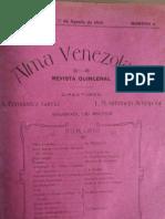 Alma Venezolana 11