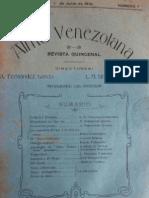 Alma Venezolana 7