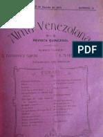 Alma Venezolana 12