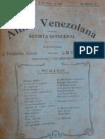 Alma Venezolana 21
