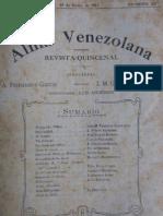 Alma Venezolana 22