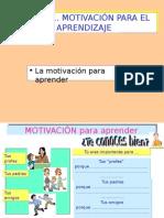 Sesión 1 Motivación Para El Aprendizaje