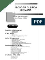 Filosofia Clasică Germană