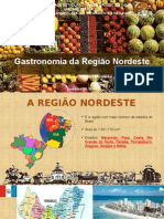Gastronomia Da Região Nordeste