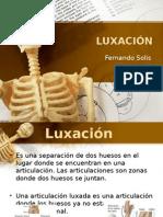 Clinica Luxaciones