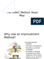 The DMAIC Method -Road Map