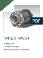 MW54 Modelling