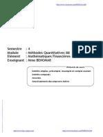 Mathématiques Financières Mme BENOMAR[Fsjes-tanger.com]
