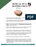 Proceso Constructivo Adoquin