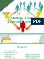 Strategi IT dan Balance scorecard