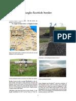 Anglo Scottish Border