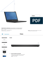 Inspiron 15 3542 Laptop Reference Guide